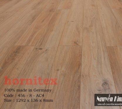 mã màu sàn gỗ hornitex 456 8mm