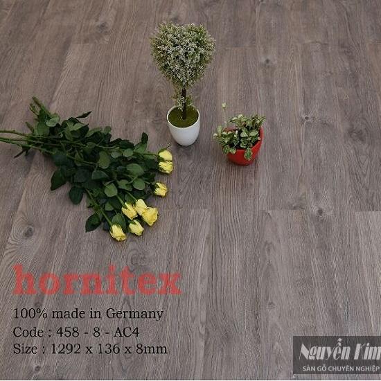 sàn gỗ hornitex 458 8mm