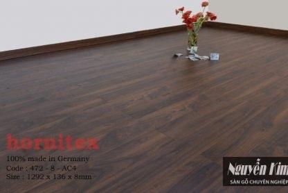 sàn gỗ công nghiệp hornitex đức