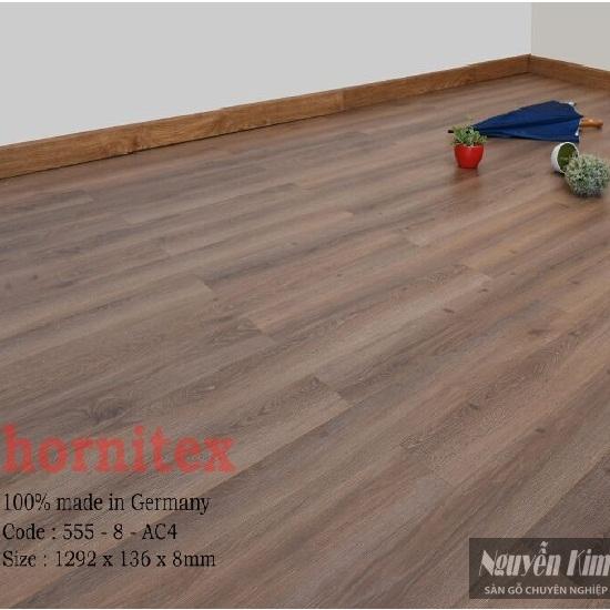 sàn gỗ hornitex 555 8mm đức