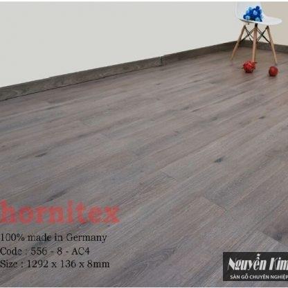 sàn gỗ hornitex 556 8mm đức
