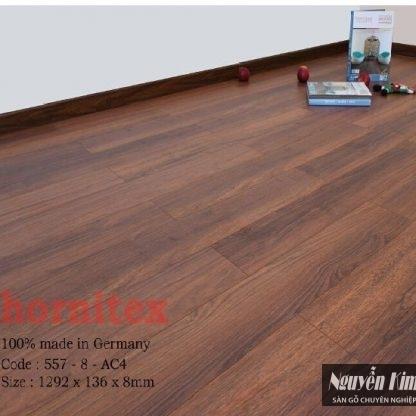 sàn gỗ hornitex 557 8mm đức