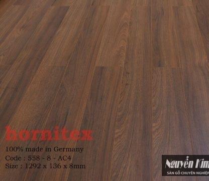 mã màu sàn gỗ hornitex 558 8mm