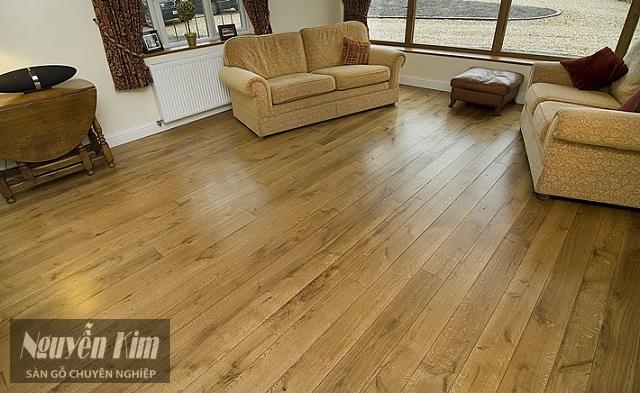 ưu điểm của sàn gỗ Inovar