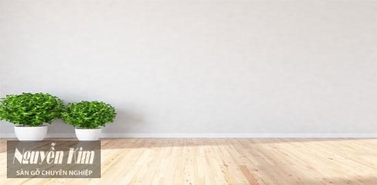 thiết kế sàn gỗ tự nhiên
