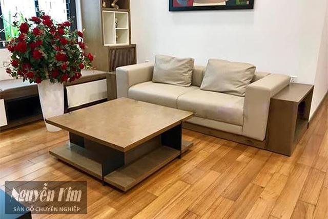 cách chọn sàn gỗ Teak