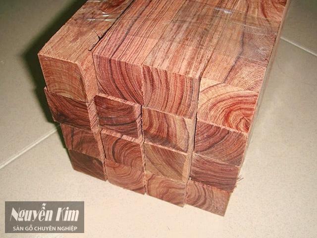 cách nhận biết gỗ gõ đỏ