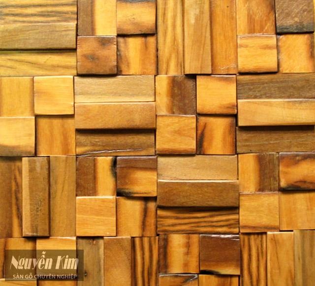 lựa chọn mẫu gỗ ốp tường sao cho phù hợp