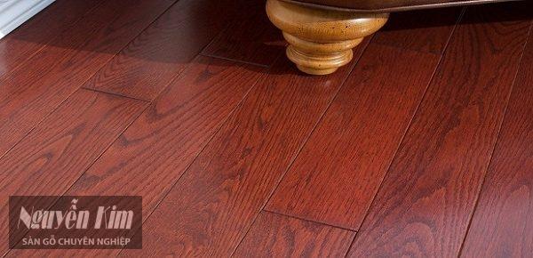 lợi ích khi sử dụng sàn gỗ sồi