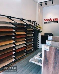 mẫu sàn gỗ nguyễn kim