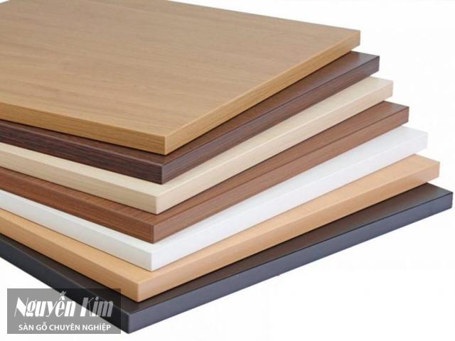 phân biệt gỗ mfc và mdf