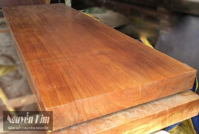 ván sàn gỗ gõ đỏ