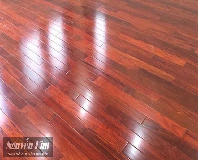 có nên dùng sàn gỗ hương nam phi không