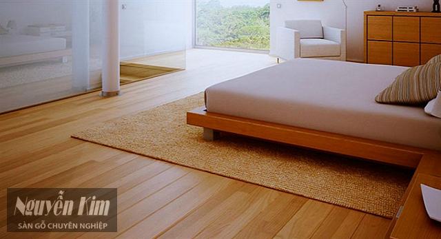 ứng dụng của sàn gỗ Pơ Mu