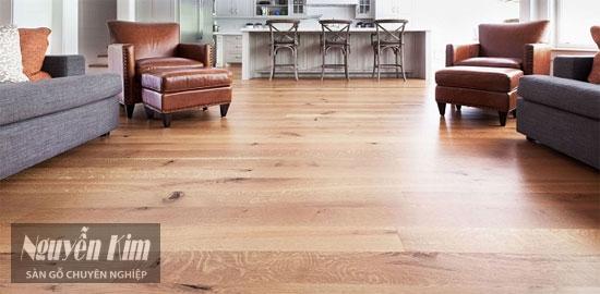 đặc tính nổi bật của sàn gỗ công nghiệp Việt Nam