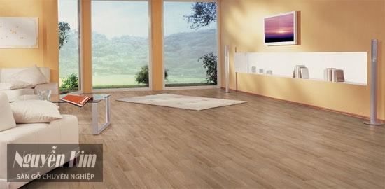 ưu điểm của sàn gỗ Việt Nam