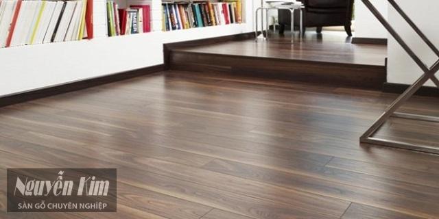Sàn gỗ Inovar có 6 lớp cấu tạo