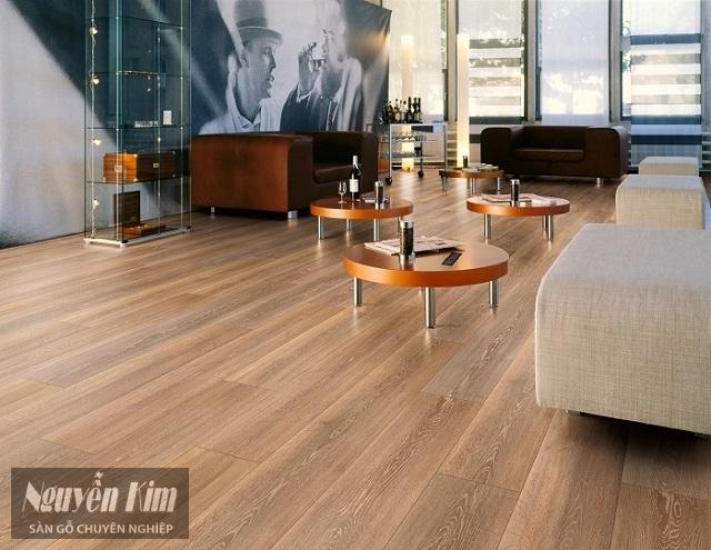 Sàn gỗ Inovar có đặc điểm gì?