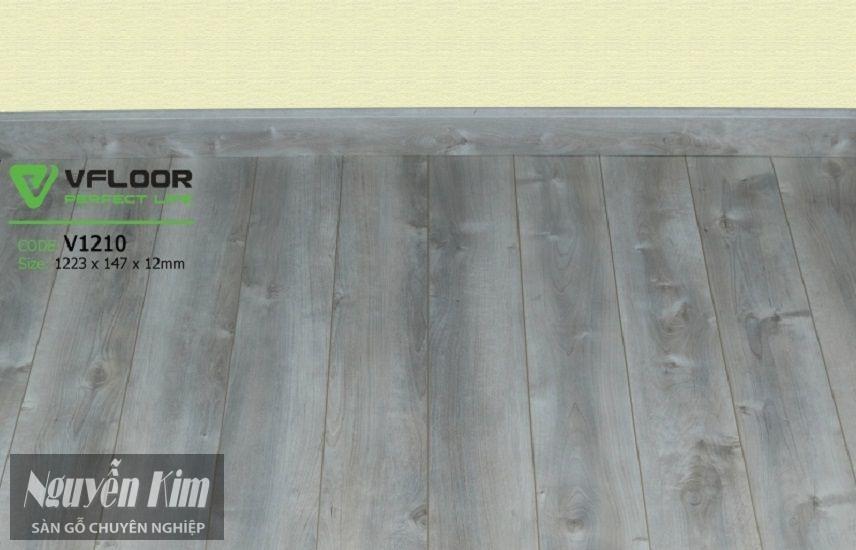 sàn gỗ công nghiệp vfloor v1210