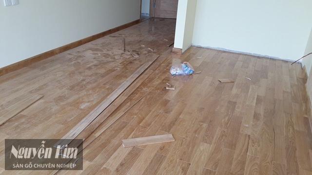 sàn gỗ xoan đào