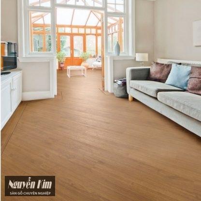 sàn gỗ thaiflor L21 dán keo