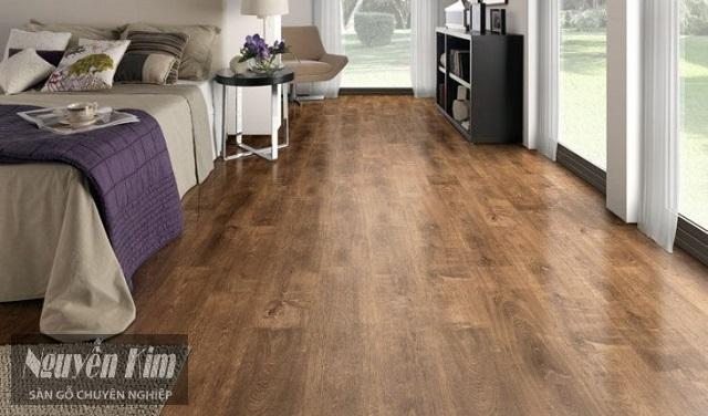 ứng dụng của sàn gỗ Inovar