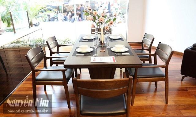 các mẫu bàn ăn hiện đại