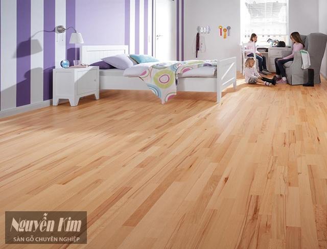 cách lựa chọn sàn gỗ công nghiệp chịu nước