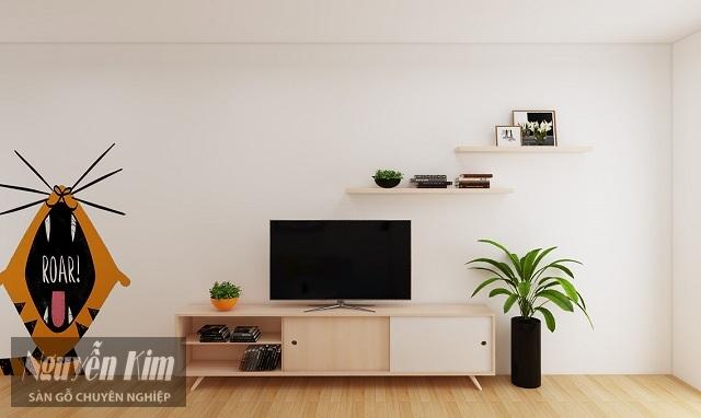 kệ tivi trang trí phòng khách