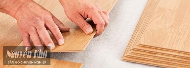 lót sàn gỗ giá bao nhiêu