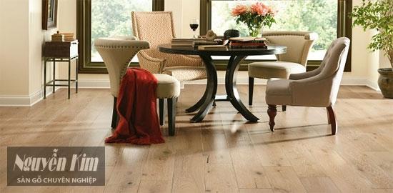 cấu tạo sàn gỗ newsky