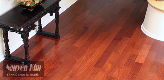 đặc điểm sàn gỗ giáng hương