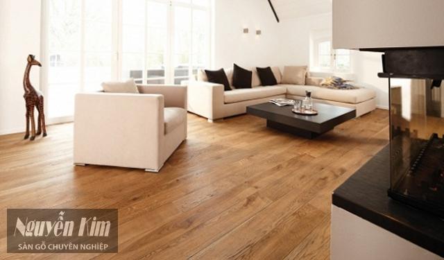 giới thiệu sàn gỗ Kahn