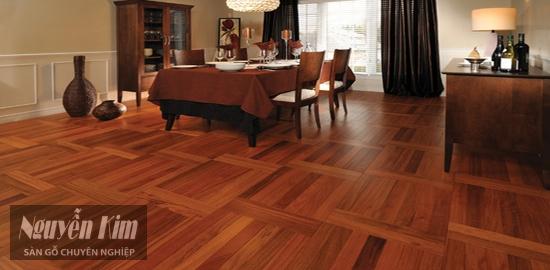lý do gì khiến sàn gỗ được ưa chuộng