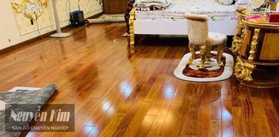 phân loại sàn gỗ giáng hương