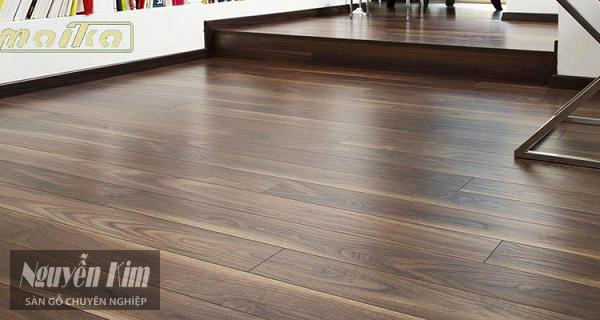 giới thiệu sàn gỗ Maika