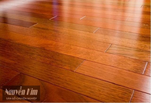 nhược điểm sàn gỗ công nghiệp
