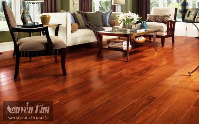 sàn gỗ Melamine - Melamine là gì