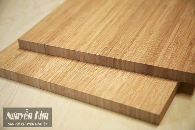 Cấu tạo ván sàn gỗ tre