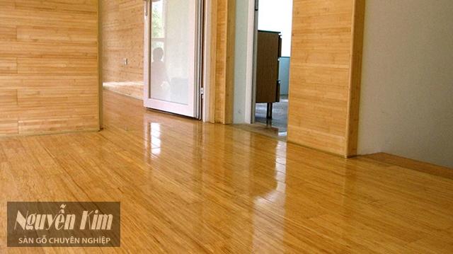 giới thiệu về sàn gỗ tre