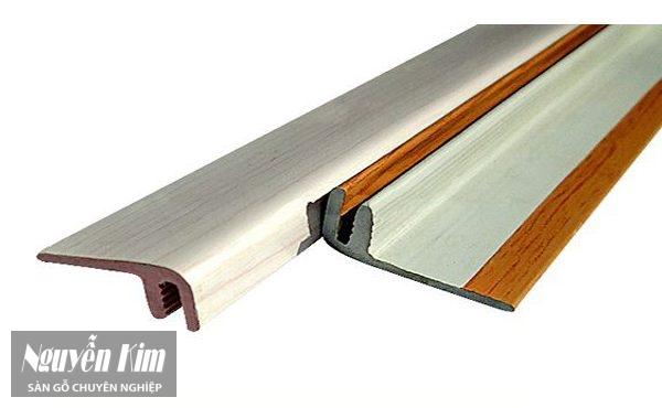 nẹp kết thúc sàn gỗ là gì