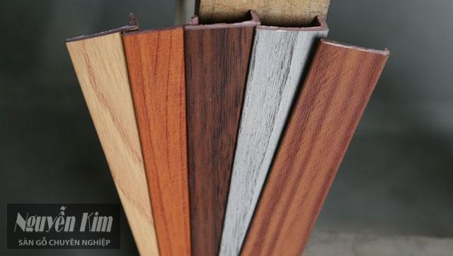 Nẹp nhựa sàn gỗ