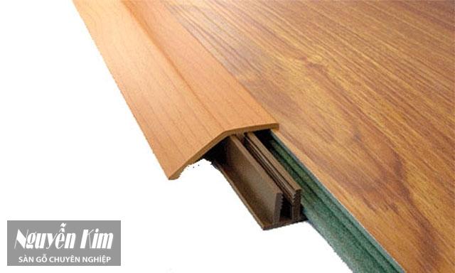 vì sao cần dùng nẹp kết thúc sàn gỗ