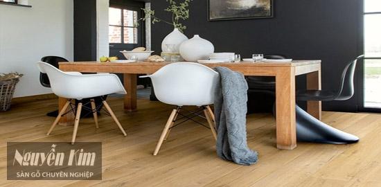 9 lý do vì sao nên chọn sàn gỗ Quickstep