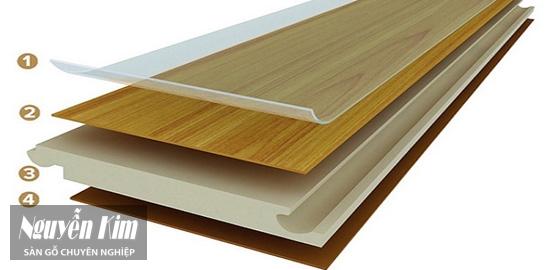 cấu tạo sàn gỗ alder