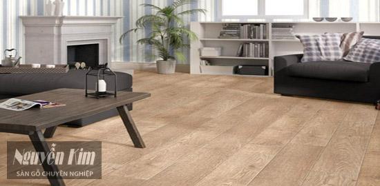 Phân loại sàn gỗ công nghiệp Quick step