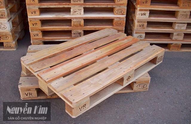 Ưu điểm của gỗ Pallet