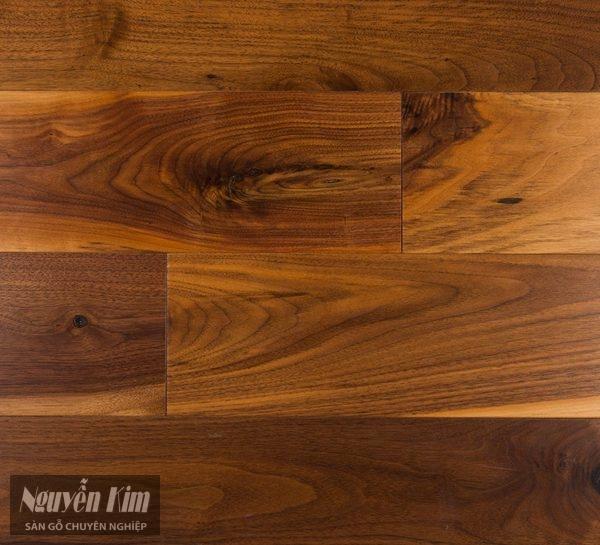 Ưu nhược điểm của sàn gỗ Walnut