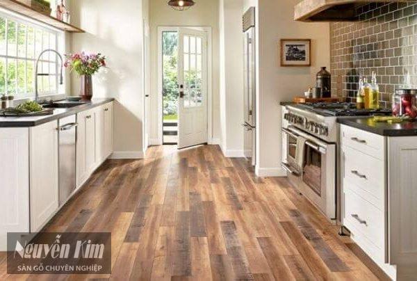cách nhận biết sàn gỗ tự nhiên 4