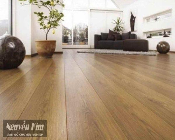 Sàn gỗ công nghiệp dùng được bao lâu